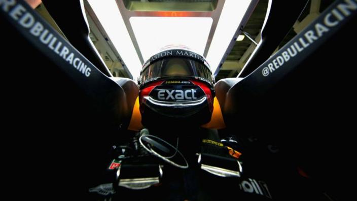 Verstappen's 2019 helmet design leaked?