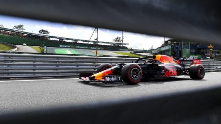"Verstappen pakt pole in Brazilië: ""De auto was echt heel goed"""