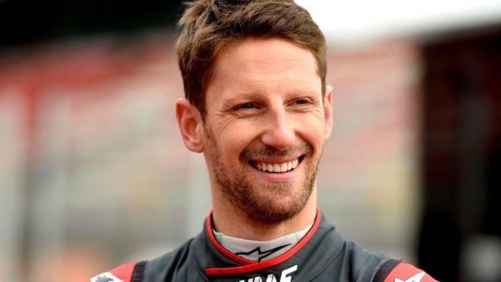 Grosjean: 'Stond op het punt om te stoppen met racen en kok te worden'
