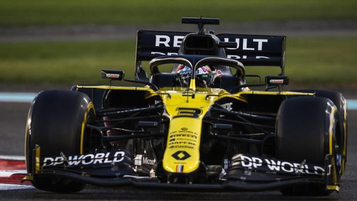 """Grumpy-pants"" Ricciardo aiming to replicate Perez success"