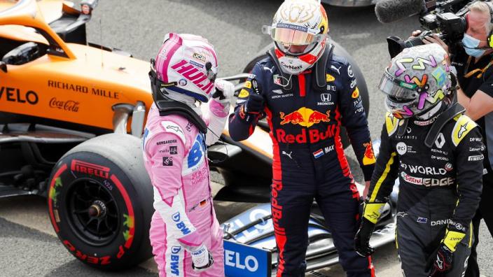 Hülkenberg vertelt over 'feestbeest' Verstappen, horror-crash in F2 | GPFans Week-End