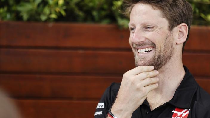 """Grosjean staat open voor invalbeurt Formule 1: """"Dan spring ik er maar al te graag in"""""""