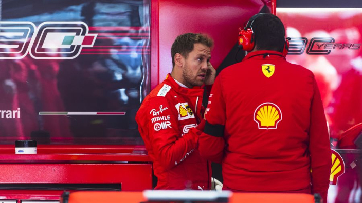 Mercedes back Vettel to get back 'where he deserves to be'