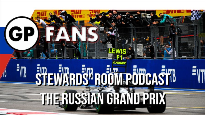 Does Hamilton's 100th win confirm his GOAT status? - GPFans Stewards' Room Podcast