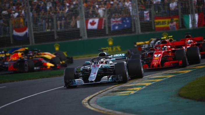 'Budgetplafond Formule 1 naar boven bijgesteld'
