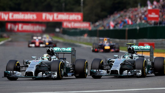 Wolff reveals he threatened Hamilton and Rosberg with race suspension during feudal heyday