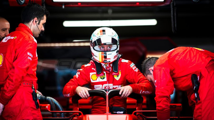 Ferrari claim Vettel evidence is 'overwhelming'