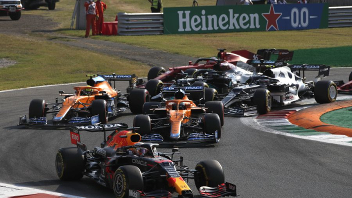 """F1's lack of sprint strategy declared a """"risk"""""""