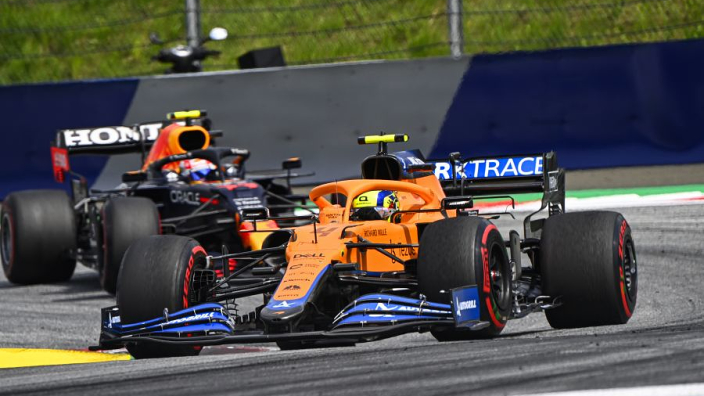 """How gravel """"possibly"""" affects F1 penalties"""