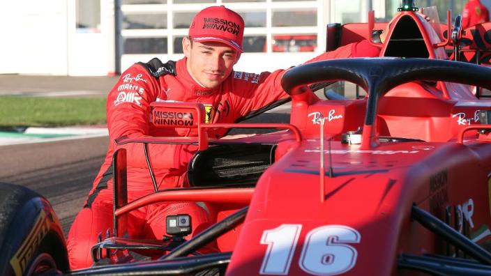 """Leclerc: """"Zullen 99 procent zeker meer worstelen dan vorig jaar"""""""