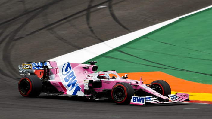 Perez reprimanded for 'too-close-to-the-limit' defensive move on Gasly