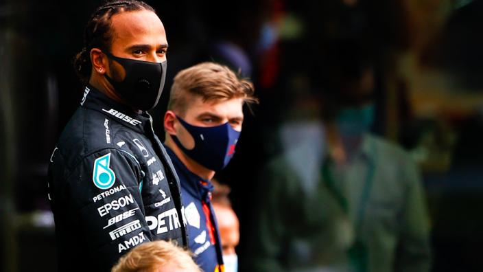 """Jordan: """"Als Hamilton bij Mercedes vertrekt, moet hij naar Red Bull gaan"""""""