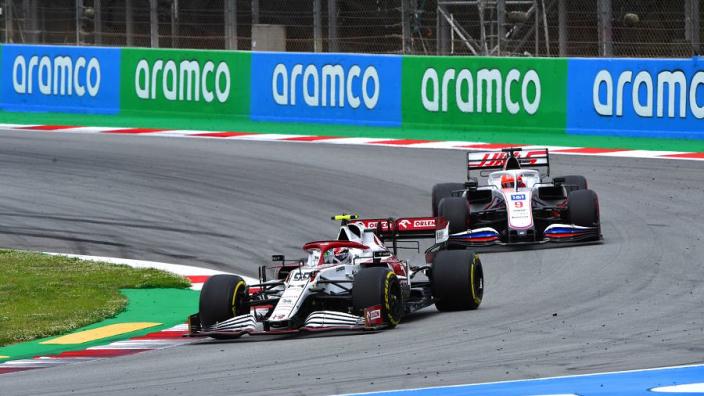 Alfa Romeo reveals reason for unprecedented pit stop problem