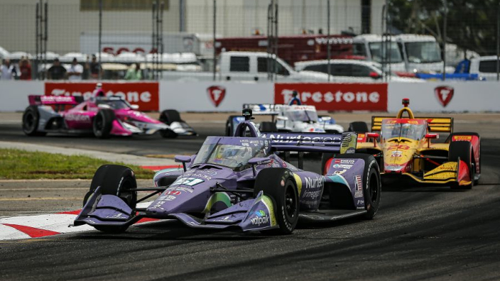 """Grosjean declares """"never say never"""" to Indy 500 entry"""