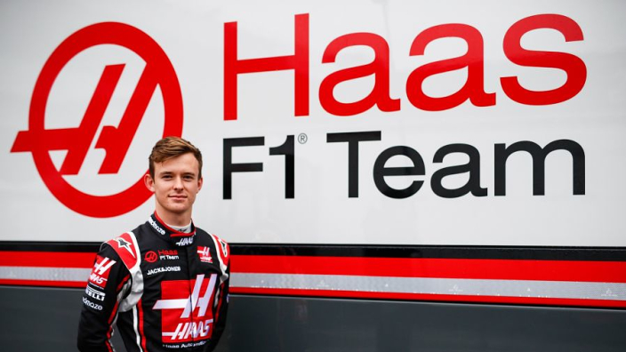 Ilott not on Haas driver shortlist for 2021 - at the moment