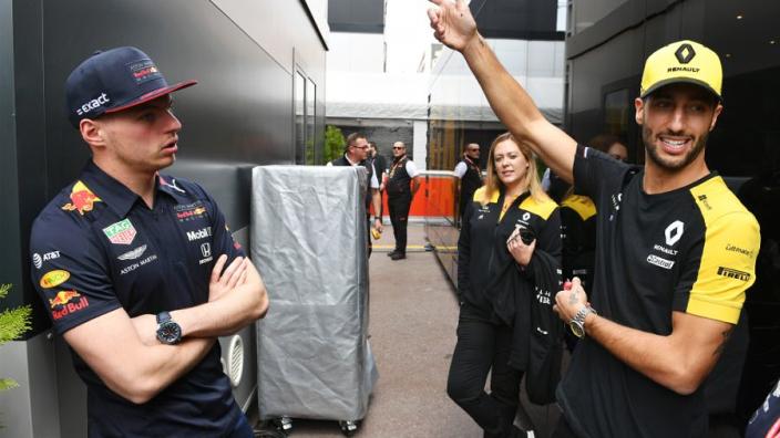 """Red Bull: """"Ricciardo pijlsnelle coureur, maar ook zijn grappen worden gemist"""""""