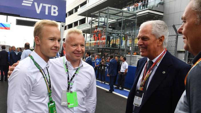 Wie zijn Nikita en Dmitry Mazepin, de mogelijke nieuwe gezichten van Haas? | GPFans