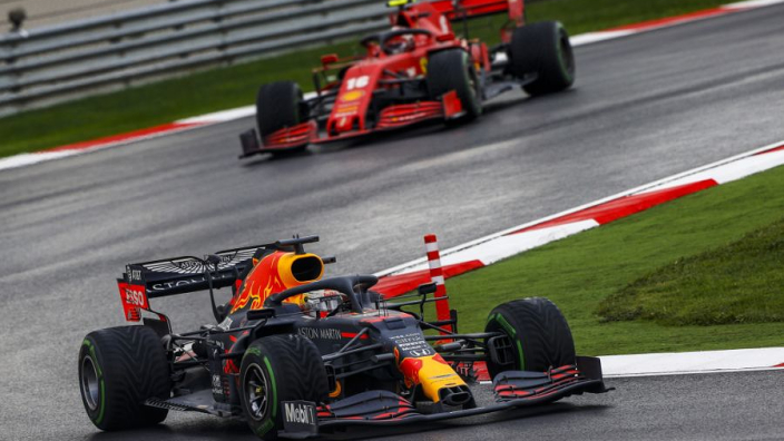 Verstappen frustrated by 'survival' drive in Turkey