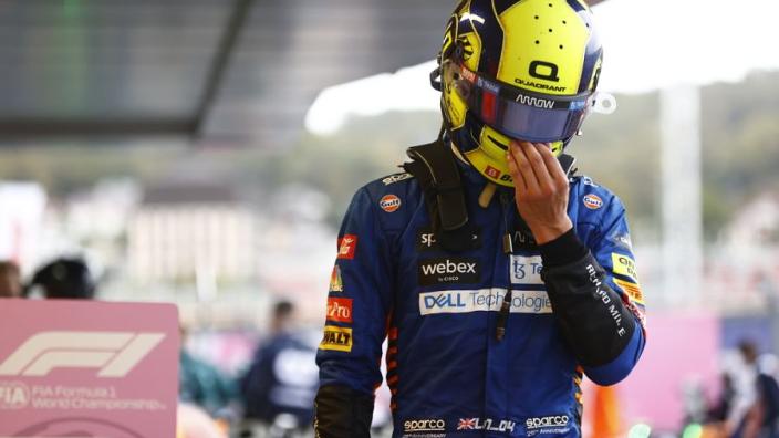 Stewards geven Lando Norris reprimande voor overtreding in pitstraat
