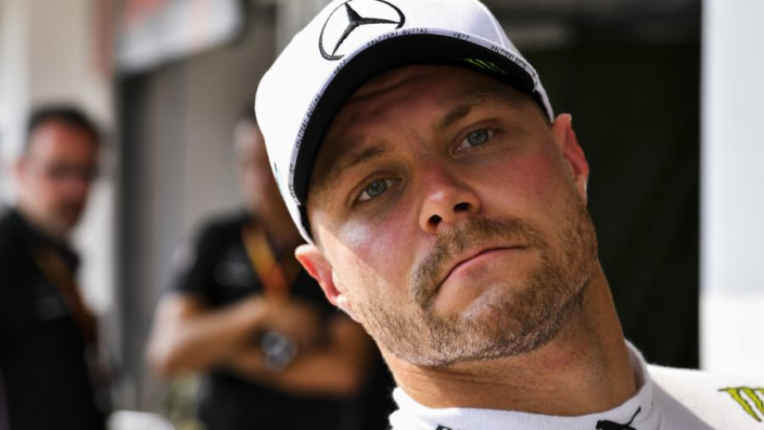 Bottas on Mercedes contract: I'm always on the limit