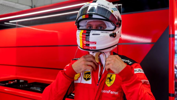 Ferrari can forget fighting for pole, warns Vettel