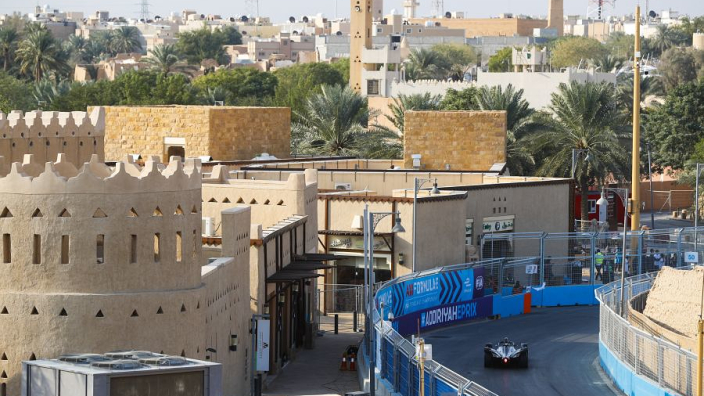 Saudi Arabian Grand Prix talks progress with Qiddiyah Circuit unveiled