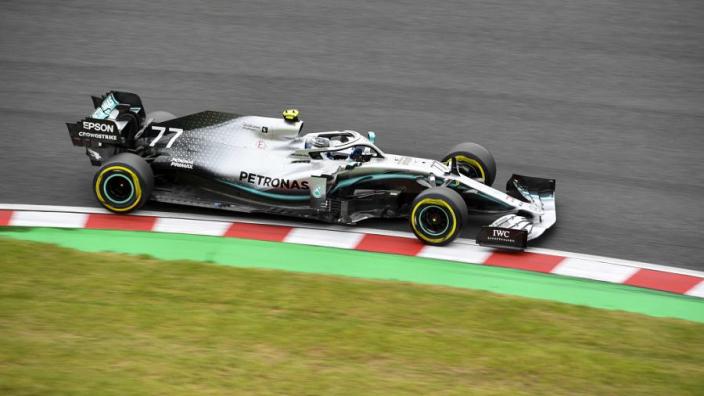 Bottas top again as Ferrari late run fails: Japanese GP FP2 Results