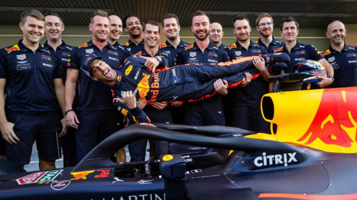 Ricciardo: Abu Dhabi podium would be one of my best results