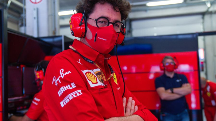 Ferrari boss Binotto to step away from races
