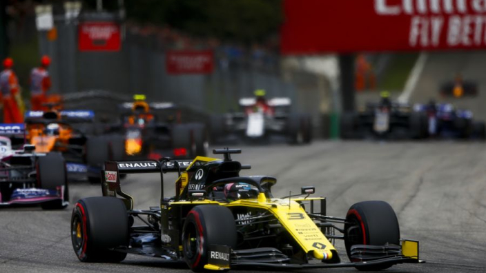 Renault performance at Monza doesn't worry Norris