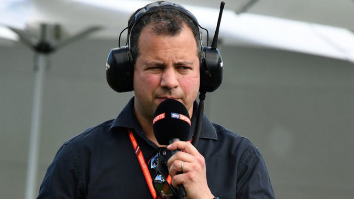 Sky Sports confirm Ted Kravitz will remain for 2019 F1 coverage