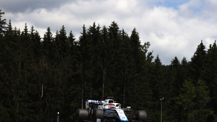 """Russell """"has a chance"""" of making Q2 in Austria - Button"""