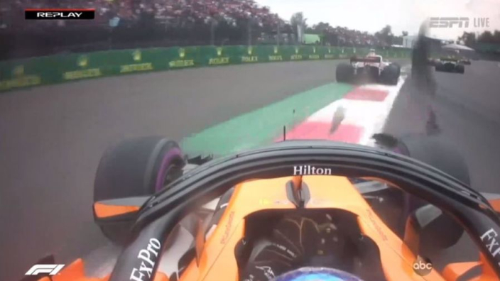 VIDEO: Why Alonso retired from Mexican GP