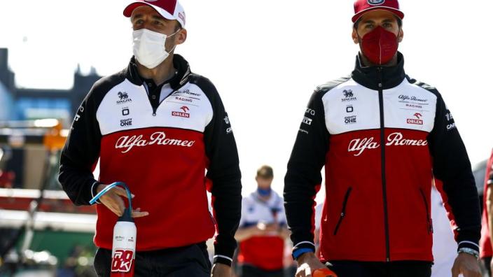 Räikkönen wordt tijdens Italiaanse Grand Prix wederom vervangen door Kubica