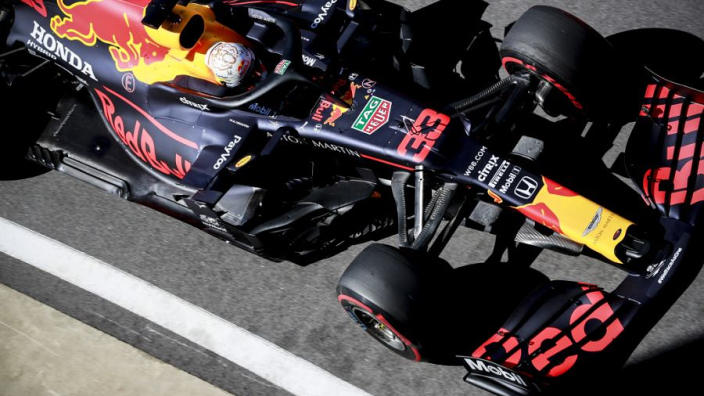 Verstappen only focused on cars ahead after qualifying fourth
