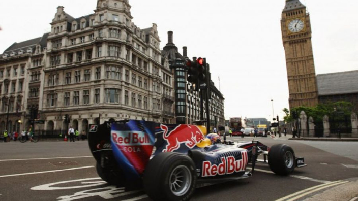 F1's Silverstone deal won't stop London street race