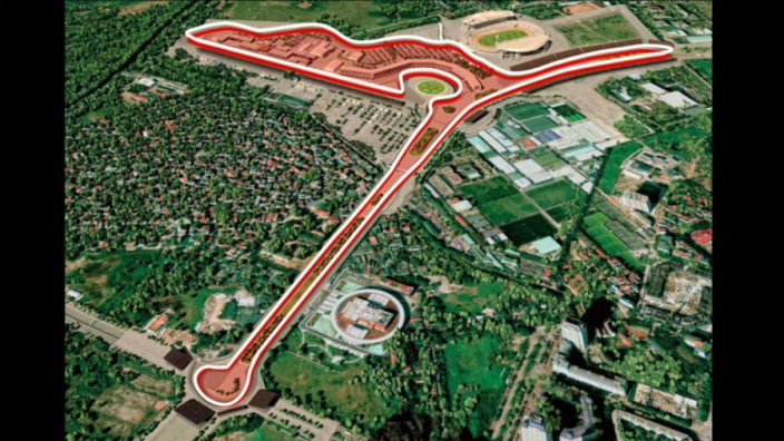 Construction begins on Vietnam GP