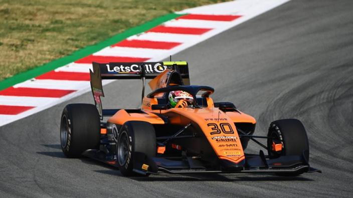Controversiële Formule 3-coureur Alessio Deledda maakt overstap naar Formule 2