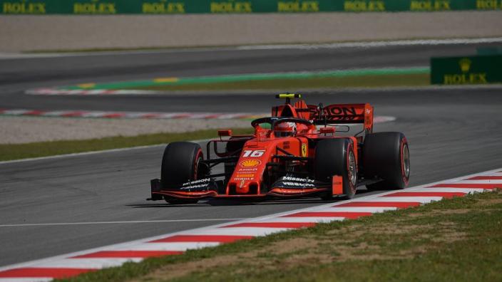 Selon Leclerc, Ferrari 'augmentera la cadence' en qualifications