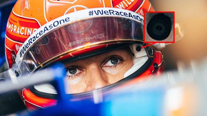 Hoe werkt de helmcamera in de Formule 1 en waar komt deze vandaan?   Special