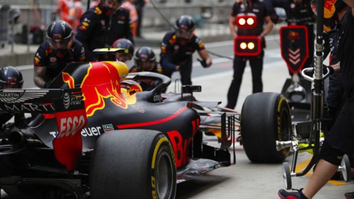 Red Bull investeert recordbedrag in Formule 1-tak