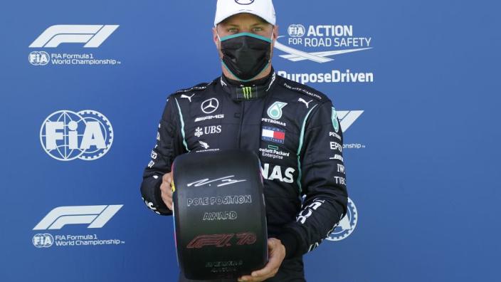Dit is de startopstelling voor de Grand Prix van Oostenrijk
