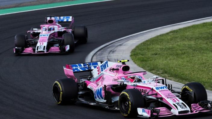 Formule 1 bevestigt nieuwe naam Force India voor 2019
