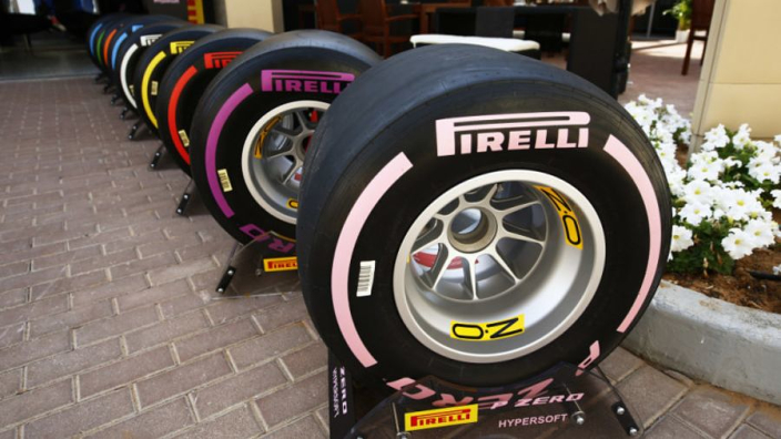 F1 tyre names to be dropped in 2019