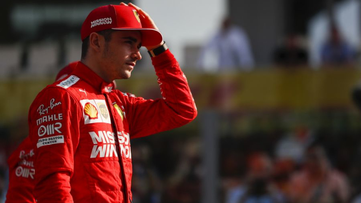 'Leclerc gets new Ferrari contract and huge pay rise'
