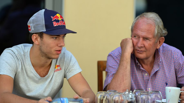 Marko forced to respond to Gasly rumours...again