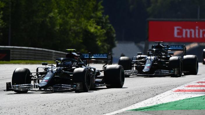 Bottas wins season-opening thriller as Hamilton hit with penalties in Austria