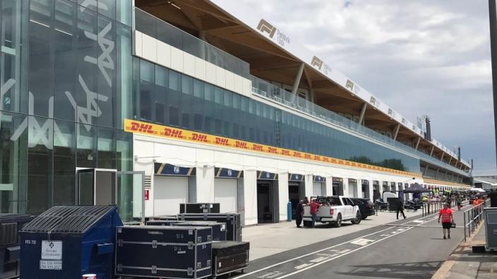 Les équipes ravies par le nouveau paddock de Montréal