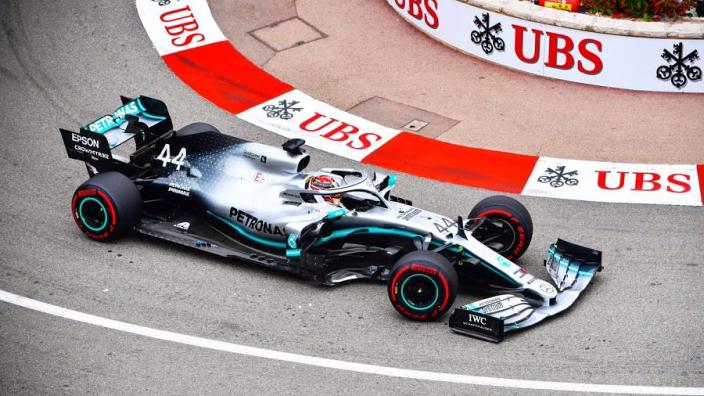 Hamilton, Verstappen and Bottas leave Ferrari trailing: Monaco GP FP1 Results