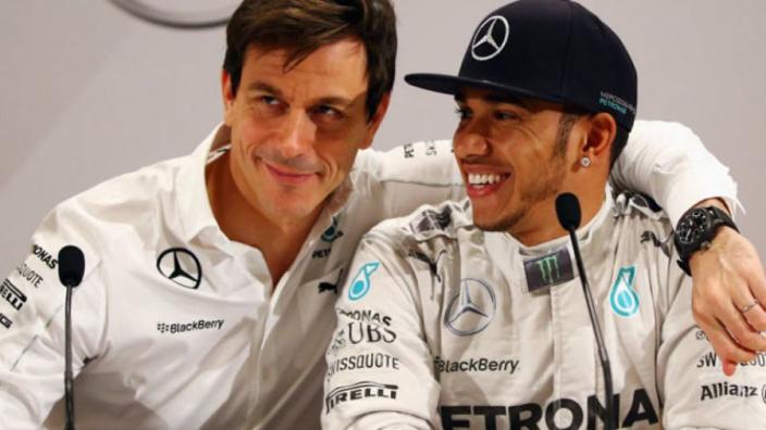 'Toto Wolff en Mercedes blijven ook na 2020 in de Formule 1'